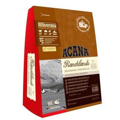 Acana Ranchlands (carnes rojas)