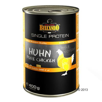 Belcando Single Protein Pollo 400g