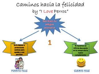"""Caminos hacia la felicidad, by """"I Love Perros: nº1"""