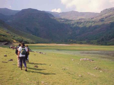 Ruta Lago de La Baña