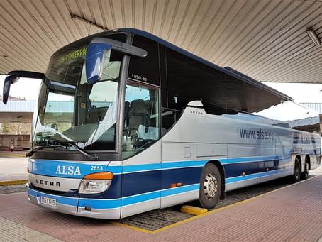 Cómo llegar / Autobús