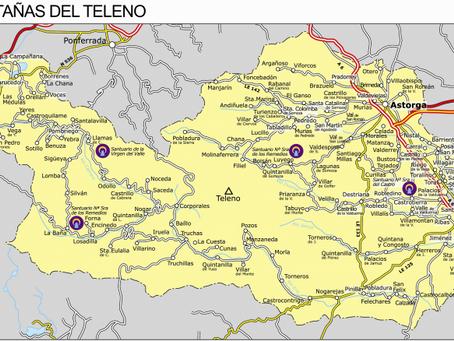 Santuarios Marianos de Montañas del Teleno