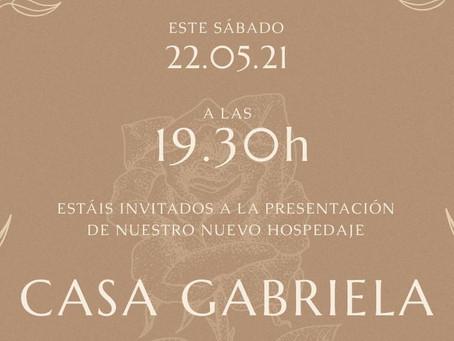 Casa Gabriela, el nuevo hostal de Jiménez de Jamuz