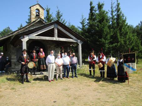 La Romería de la Cruz de Fierro se pospone al próximo año.