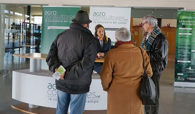 Agroconsultores CyL, presente en AGRARIA 2019