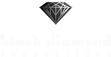 Black Diamond Video Production and Editing Santa Barbara logo