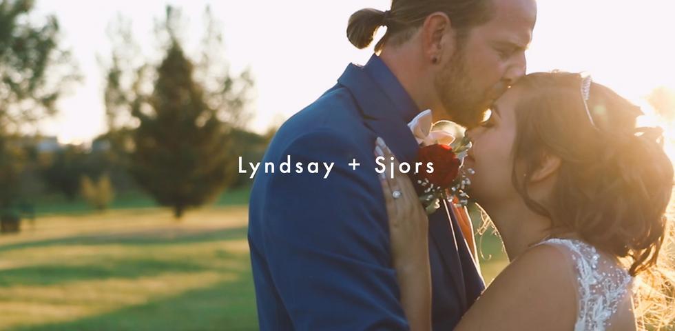 Lyndsay & Sjors
