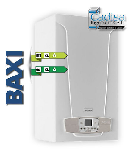 BAXI NEODENS PLUS 28/28 F ECO