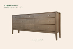 Calvin 9 Dr Dresser