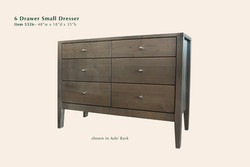 Calvin Small 6 Dr Dresser