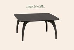 0980 Tibro square coffee table