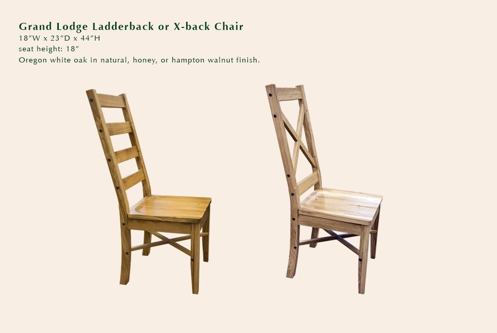 Grand Lodge chairs
