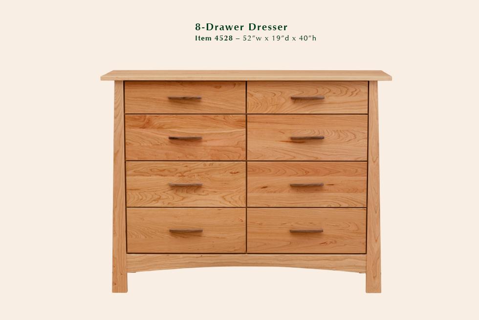 4528 Reflectios 8dr dresser