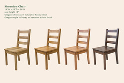 Simonton chairs