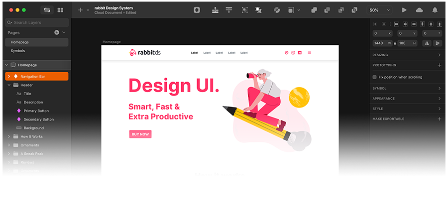 Rabbit Design System Header_900x450.png