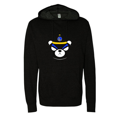 Warriors Bear Hoodie