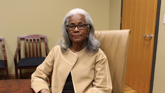 Mobile County Commissioner Merceria Ludgood