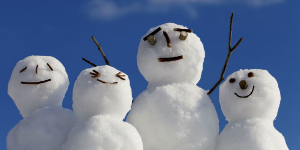 Fizzy Snowmen Making with Tamara