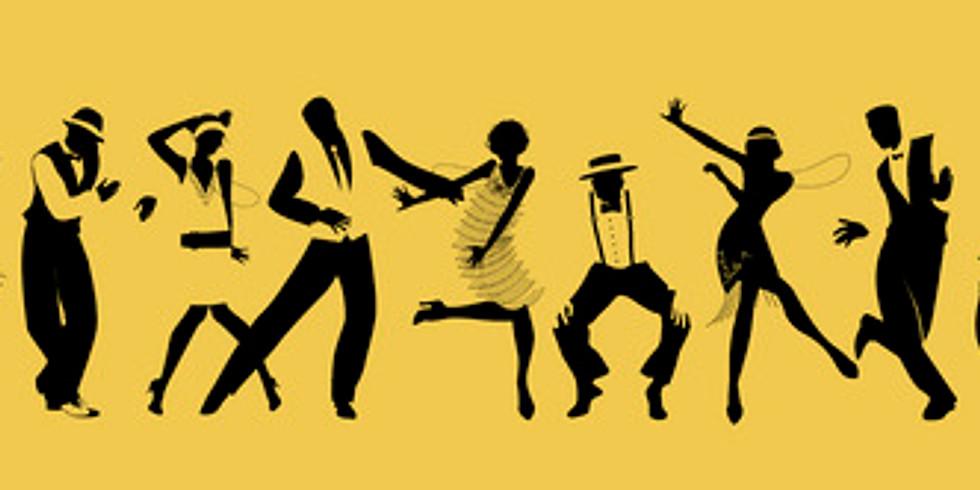 Jazz Dance Class with Jahmir