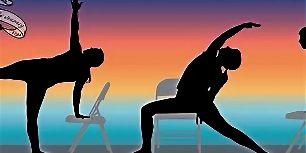 Chair Yoga with Karen of Perspectives Center for Holistic Therapy