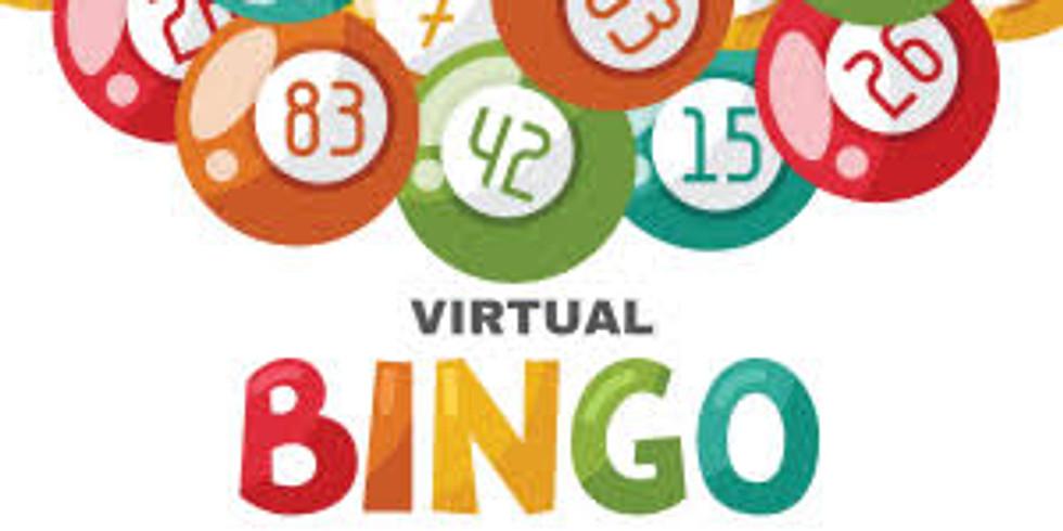 Virtual Bingo with Maria