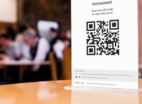 QR Code enabled Online Food Ordering System for Restaurants and Cafes