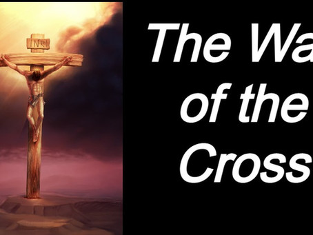 Via Dolorosa: The Way of the Cross