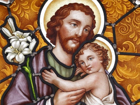 St. Joseph: A Friend and Model for Us All