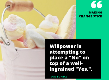 How to test your willpower even though you don't need it