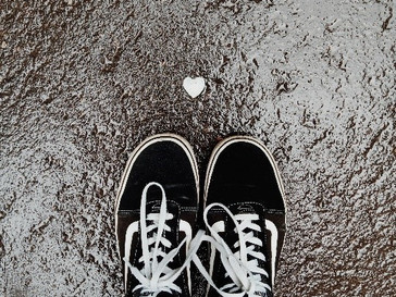 LOVE is the Road Less Traveled. Walk it out!