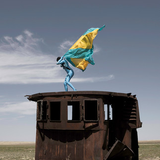 Aral Revival - Fondation IADA - Kazakhstan 2013