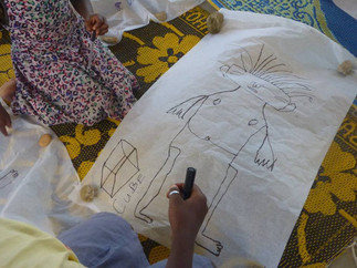 Atelier Enfants - Le Centre - Cotonou 2018