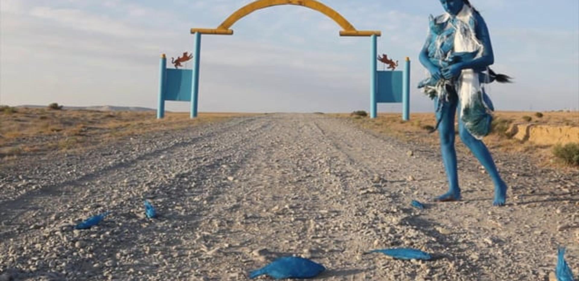 Aralsk testimony - Kazakhstan 2013 - Video of performance HD Video 8:46 - Edition of 5 + 2EA