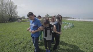 The Invisible Pavilion of Kazakhstan 2015 - Atelier Adultes