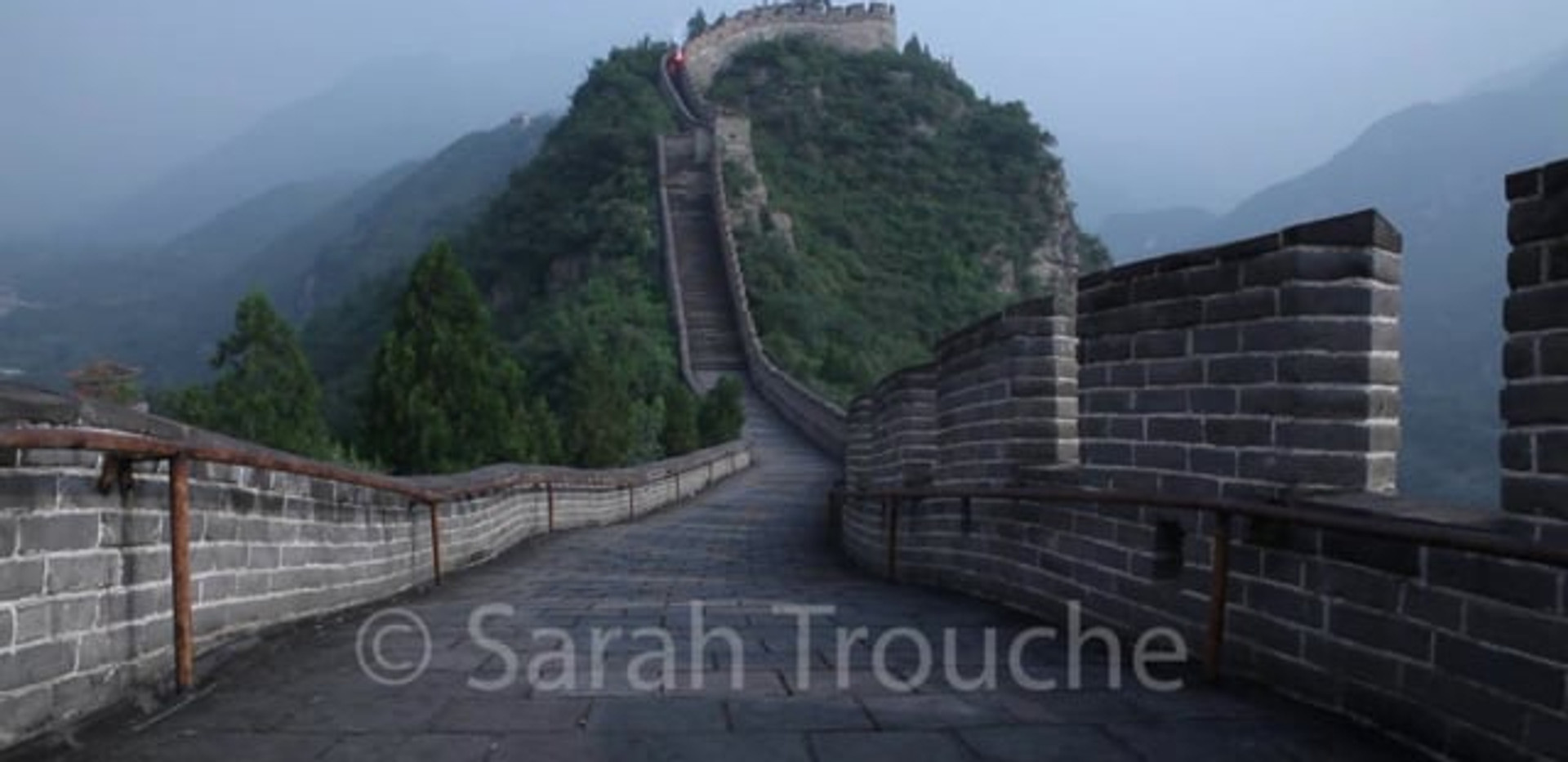 Action for Great Wall - China 2011 - Vidéo of performance HD Video 4:48 - Edition of 5 + 1EA