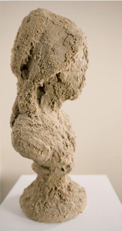 EE95jTHd6Gb6bWhite Face Joséphine 2012 - Sculpture sand and plaster - 45cm x 25cm x 15cm - Reproduction of 3 + 1EA