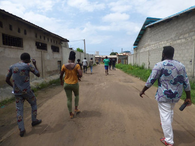 Atelier Adultes - Le Centre - Cotonou 2018