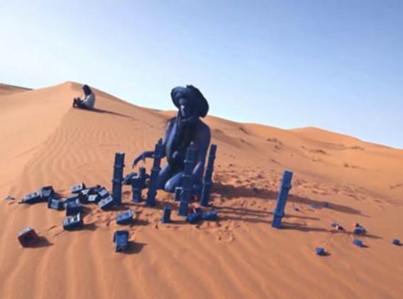 Inchallah - Sahara 2014 - Vidéo 3min 53