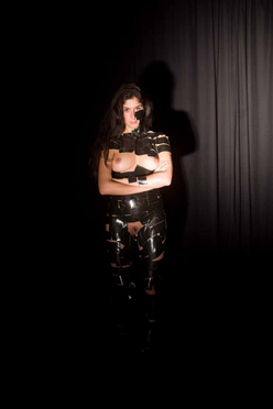 Crisis - Brussels 2011 - Photography of performance Triptych C-print - 3x (135cm x 90cm) - Edition of 5 + 1EA