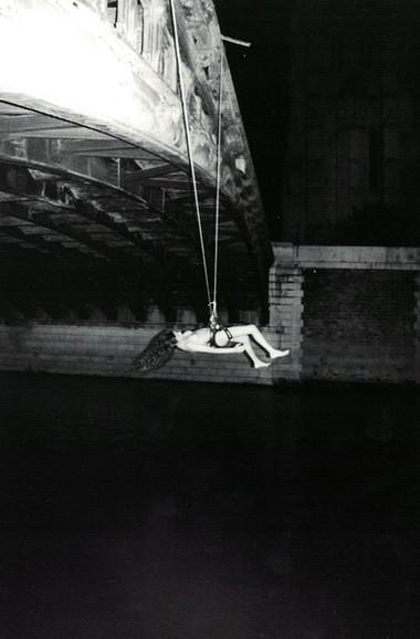 Sans titre - Pont de Seine - France 2000