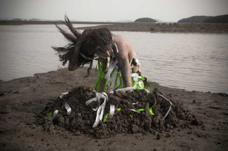 Digging Wishes - Gwangju International - Media Performance Art Festival - South Korea 2012