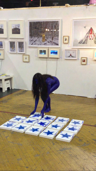 Myconos - The Armory Show - New York 2012
