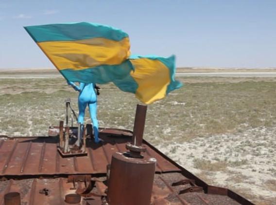 Aral Revival - Kazakhstan 2013 - Video of performance HD Video 7:32 - Edition of 5 + 2EA
