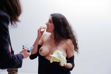Faccia a Faccia, venni, vidi, vissi - Galerie Vanessa Quang - France 2017