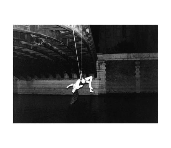 Sans titre - Paris 2000 - Photography of performance