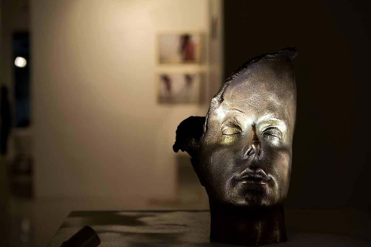Sans titre - France 2017 - sculpture en bronze - 26cm x 19cm - Edition 1/8