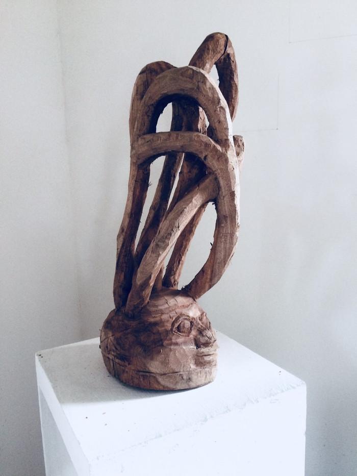 Sans titre 2018 - Bénin - bois