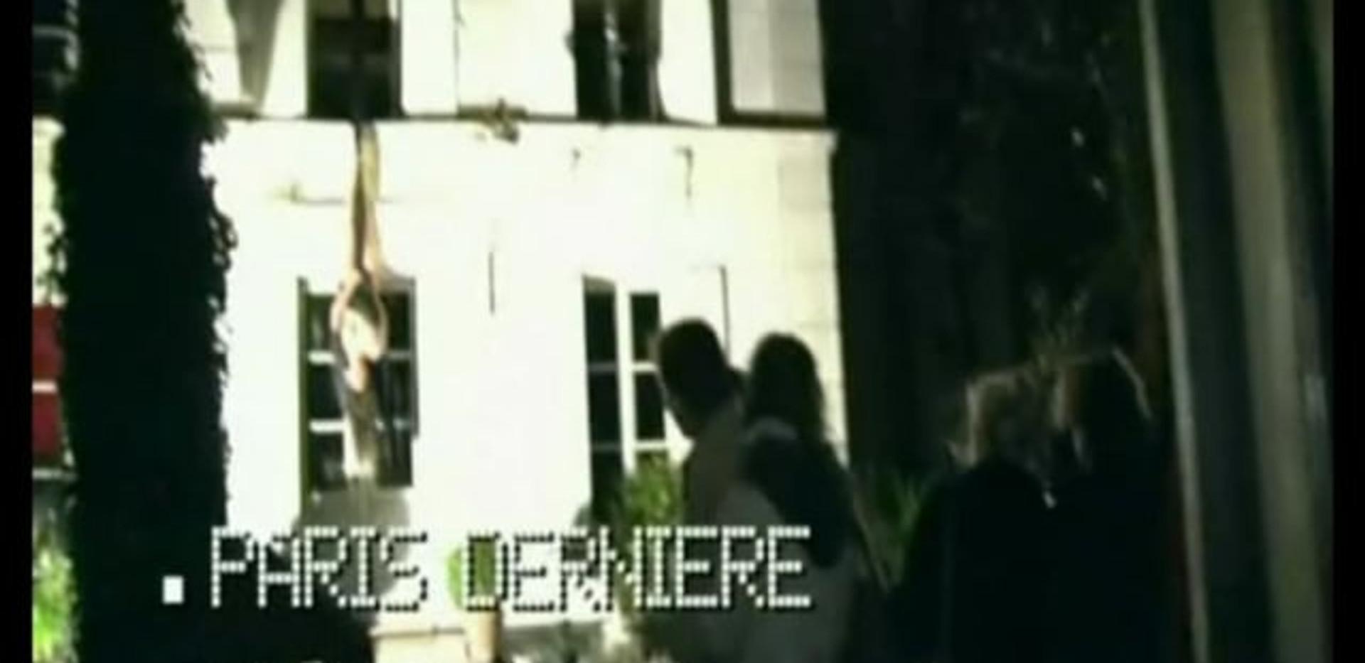 Action for the Hôtel particulier - Paris 2011 - Vidéo of performance HD Vidéo 2:34