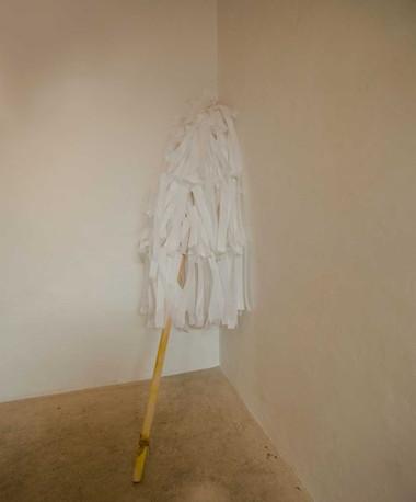 Printing Sotobas - Sculpture bois et apapier - Performance Fukushima Superstitions - Japan 2012