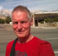 Tour guide Johny Callandt.